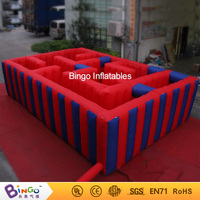 event sport game for kids,mini inflatable maze for kids or children 4mx6mxH1.4m Toy Sports
