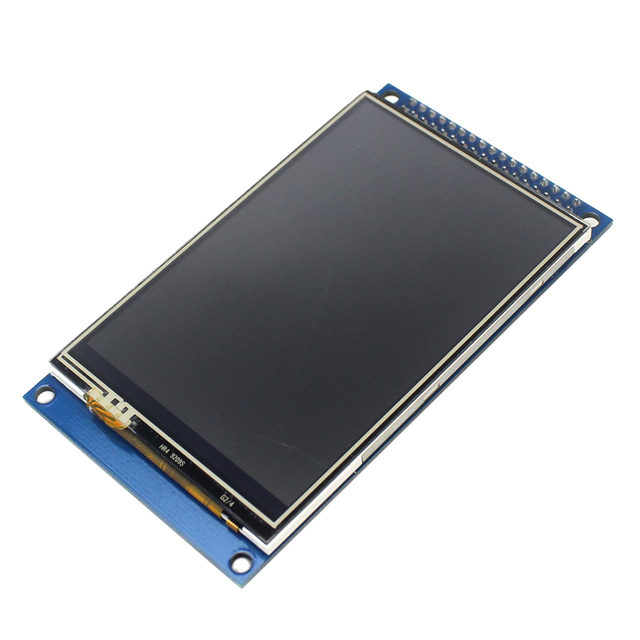 "3.5"" TFT Touch Screen LCD Module Display 320×480 with PCB Adapter 3.5 320*480 for arduino Diy Kit"