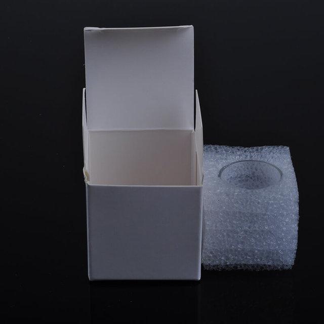 3 sztuk Vandy Vape Kylin Mini rta atomizer wysokiej jakości szklana rurka 3 ml normalna wersja 5 ml wersja Fatboy tanie tanio Szkło RESSAR GT0144 FT019 Clear Individual Box