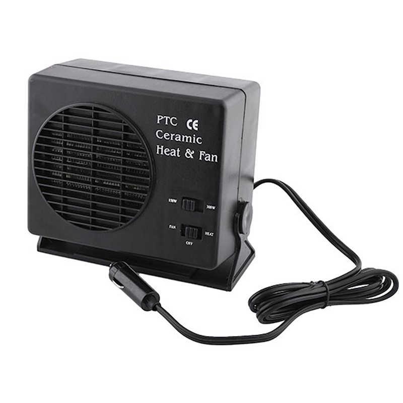 BYGD 2 in 1 Elektrische Auto SUV Fahrzeuge 12 v 150 300 watt Tragbare Auto Heizung Kühlung Heizung Wärmer Fan defroster Demister