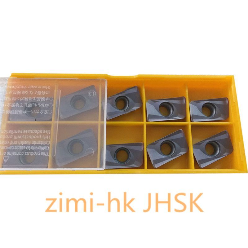 100Pcs 25R0.8 Indexable Inserts APMT1604PDER H2 VP15TF Carbide Inserts APKT16044-in Power Tool Accessories from Tools    1