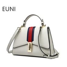 EUNI Fashion Famous Brand Luxury Women Handbags High Quality Shoulder Bags Casual Wings Tote Bag For Femal