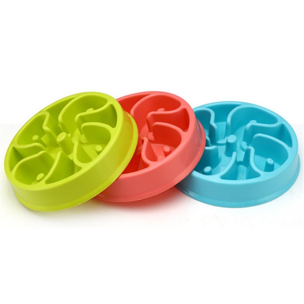 Tazones de plastico para alimentación de mascotas 1