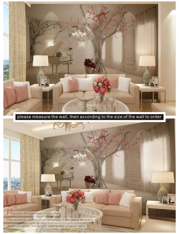 Niestandardowe 3d mural TV tło tapeta sofa przestrzeni trójwymiarowej, aby rozwinąć zdjęcia 3d tapety na ścianach 3 d kontakt papier 7