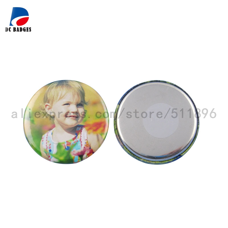 200 Sets OF 32/37/44mm Magnet Buttons Material Without Pictures