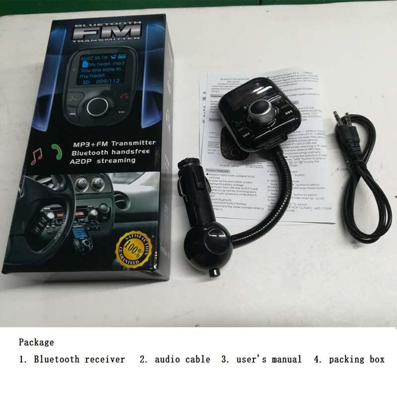 bluetooth car kit handsfree fm transmitter (6)