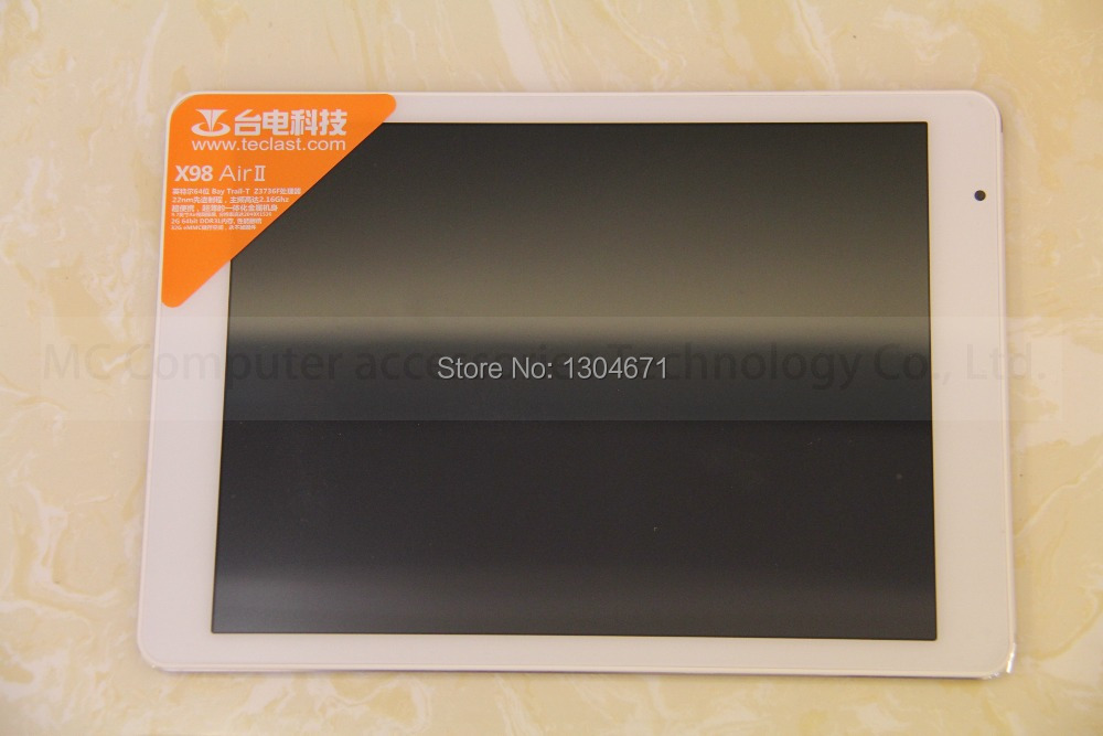 NOVI! Dolazi Teclast X98 air ii quad-Core 9.7inch Tablet PC Z3736F 2G - Tablet računala - Foto 2