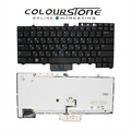 For Dell Latitude E6400 E6410 E6500 E6510 E5400 RUSSIA Black Laptop Keyboard Notebook keyboard