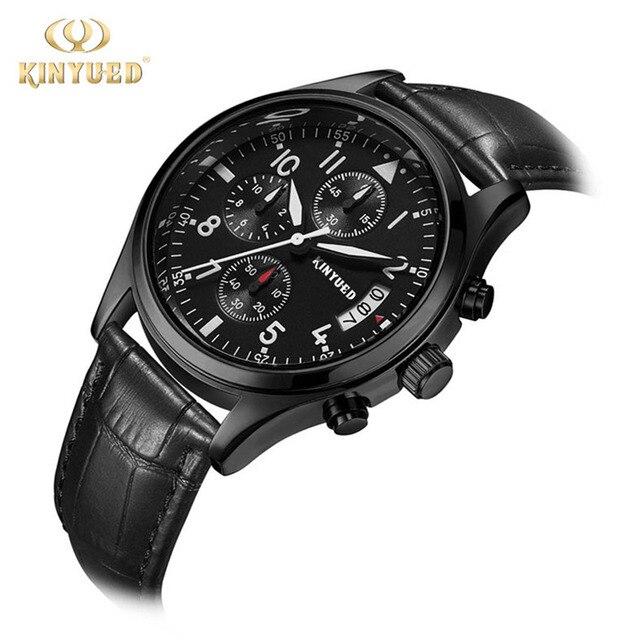 Men's Casual Sport Quartz Watch Mens Watches Top Brand Luxury Quartz-Watch Leather Strap Military Watch Wrist Male Clock