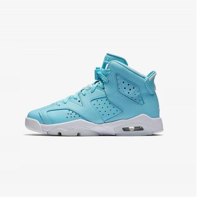 designer fashion 5c1dd 987eb US $65.98 |Jordan 6 Carmine Women Basketball Shoes Classic UNC Black Blue  White Chrome Sport Blue Red Oreo Jordan Sneaker Basketball Shoes-in ...