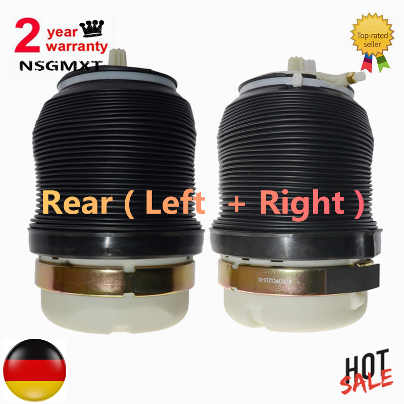 AP01 Rear Air Spring Fit for Audi A6 (C6/4F) Allroad Quattro S6 Avant 2005-2011 - New 4F0616001 / 4F0616001J Left+right image