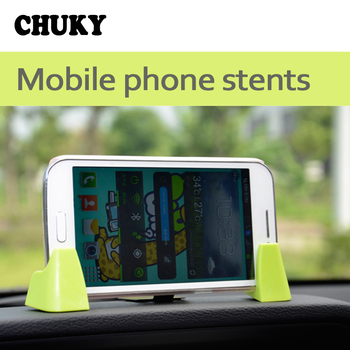 CHUKY Universal Dashboard Car Mobile Phone GPS Holder Adjustable Bracket For Honda Civic 2017 Skoda Octavia a7 a5 Mazda 3 6 CX-5 image