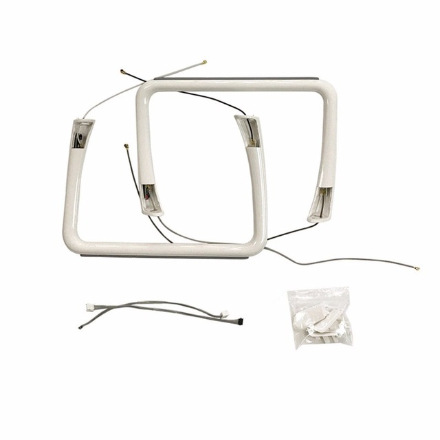 Genuine DJI Phantom 4 Part – Body Shell Top Bottom Cover Landing Gear with Compass for DJI Drone Replacement Parts