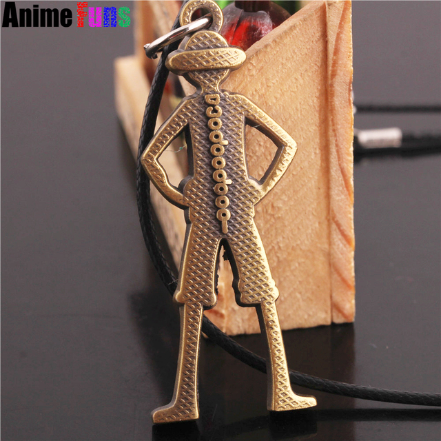 Hot Anime One Piece Monkey D Luffy Choker Statement Necklace Pendant Cosplay Jewelry Charm Birthday Gift drop-shipping Wholesale