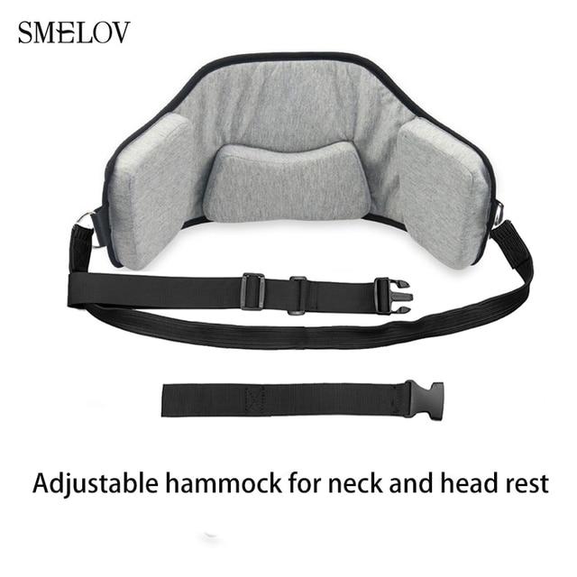 Smelov hot portátil ultraleve único hammock hammock dormir Pescoço Alívio Da Dor de cabeça spa Massagem almofada travesseiro de espuma de memória