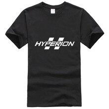 T- Shirts Mens Borderlands Hyperion LOGO T-shirt mens fashion Design o-neck cotton short sleeve homme new design tees tops