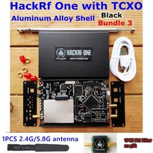 HackRF One SDR Software Defined Radio 1MHz to 6GHz Mainboard Development board kit(China)
