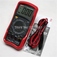 Free Shipping Digital Multimeter Universal Meter Multimeter Avometer Circuit Tester DMM UT52 Hot Sale Multimeter Digital
