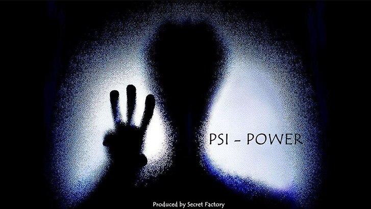 PSI Power By Secret Factory Magic Tricks