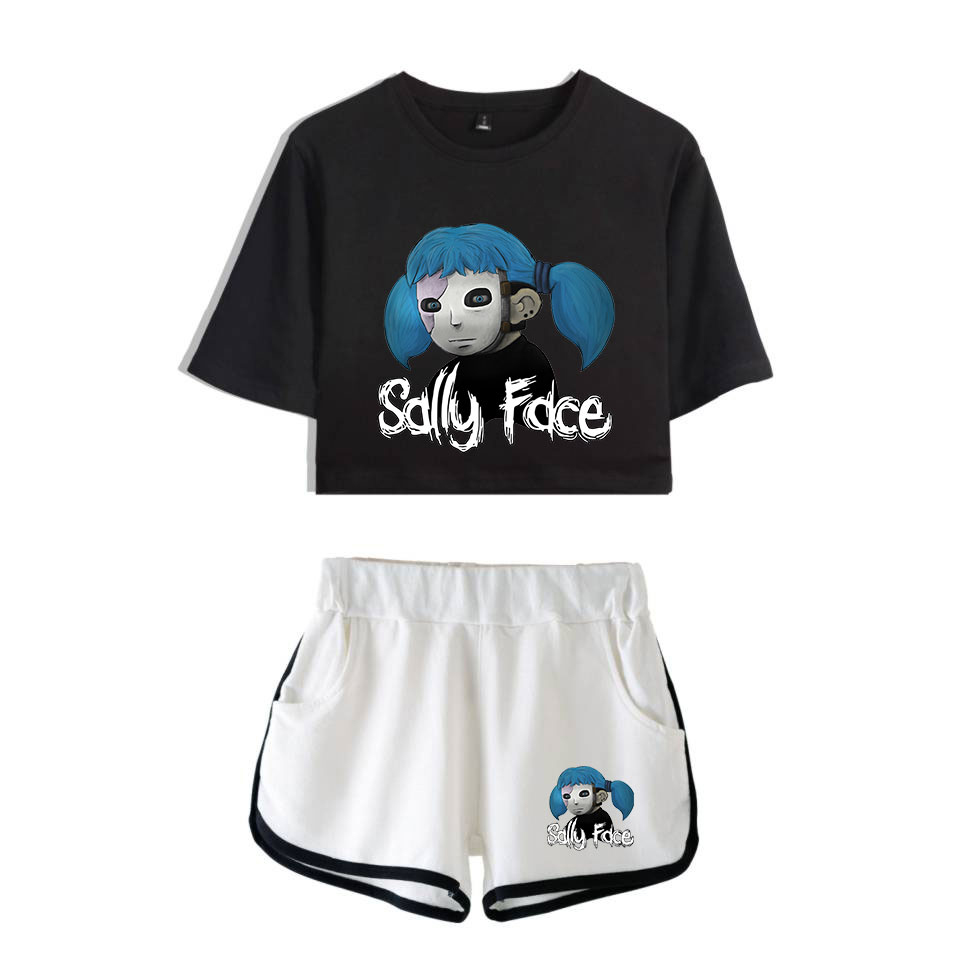 lucky-friday-sally-face-summer-kpops-women-two-piece-set-shorts-and-t-shirts-clothes-2019-hot-sale-harajuku-print-plus-size-xxl