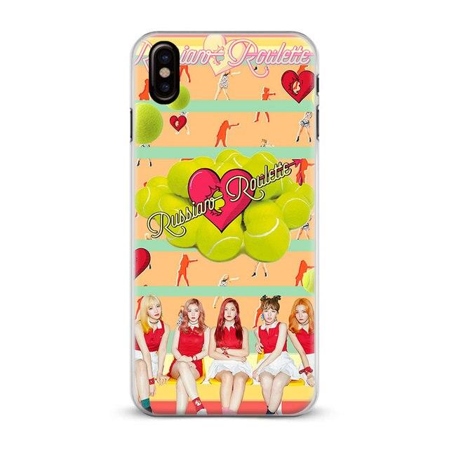 REDVELVET 4 Apple phone 5c56b9c670bed