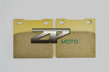 Organic (Kevlar) Brake Pads For SUZUKI Rear RF 900 RT/RV/RW 1996-1998 TL 1000 1997-2003 GSX-R 1100 1986-1998 Brand New image