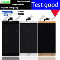 Black White Gold 100 Original Lcd Display Touch Screen Assembly For Oukitel K6000