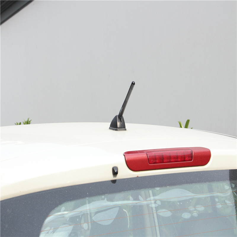 Car Antenna WRC style Carbon Fiber <font><b>radio</b></font> fm antena for <font><b>Volvo</b></font> <font><b>S40</b></font> S60 S80 XC60 XC90 V40 V60 Any Cars image