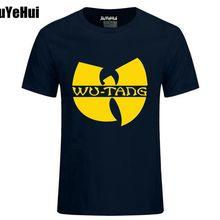 b97d5df4f6af7 Wu Tang Clan camiseta música RZA GZA ODB método hombre Raekwon Rap Hip Hop  regalo Sexy