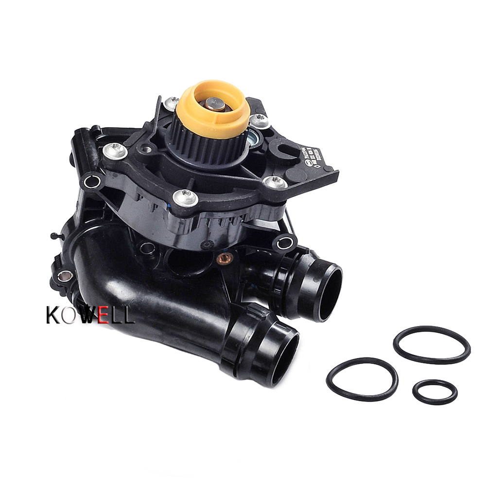 Ea888 Engine Water Pump Assembly Thermostat For Vw Tiguan