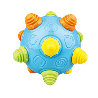 Best Selling Baby Toys ABS Material Music Vibration Dancing Ball Jumping Ball Children's Enlightenment Educational Toys
