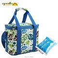 Apollo Индивидуальные сумка-холодильник 12L Большой объем алюминиевой фольги тепловой мешок 600D Oxfod Pinic Пищевых холодильных мешок Обед мешок