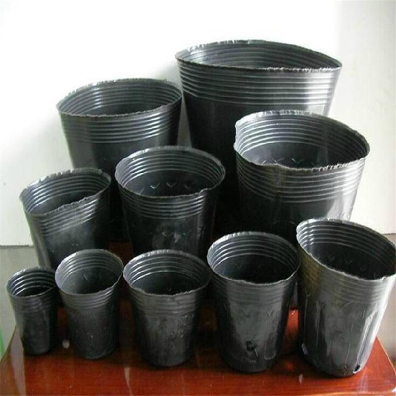 Free Shipping 100pcs/lot,Nursery Pot Plastic Nursery Box