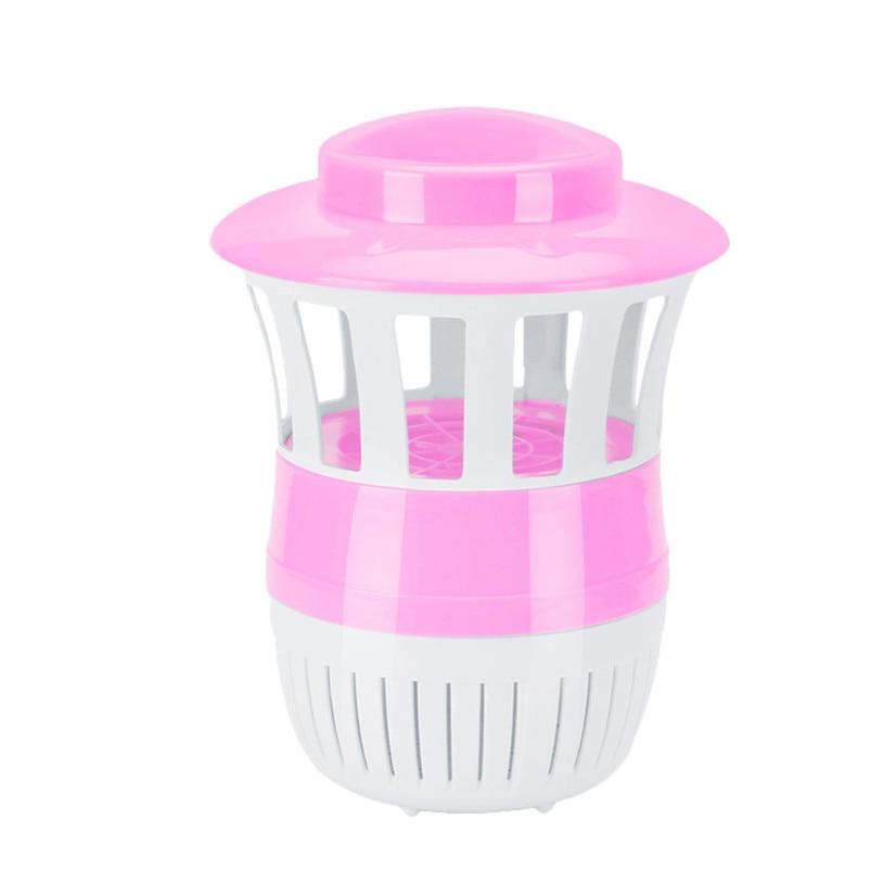 5V USB Mosquito Killer Lamp Insect Fly Bug Zapper Trap Pest LED Control UV LED Light Long Life Sevice 10x20cm 40AP57
