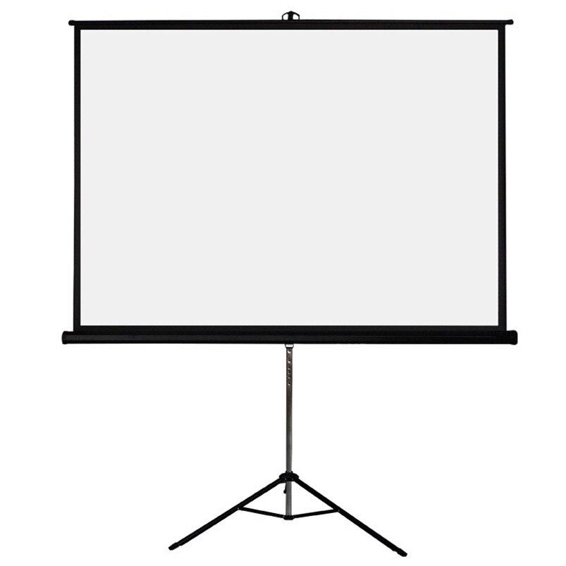 100 font b Tripod b font Projector Screen can be detached from the font b leg