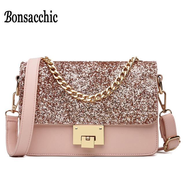 Bonsacchic Mini Bags Women S Summer Handbags Designer Little Shoulder Bag Las Hand With Chain