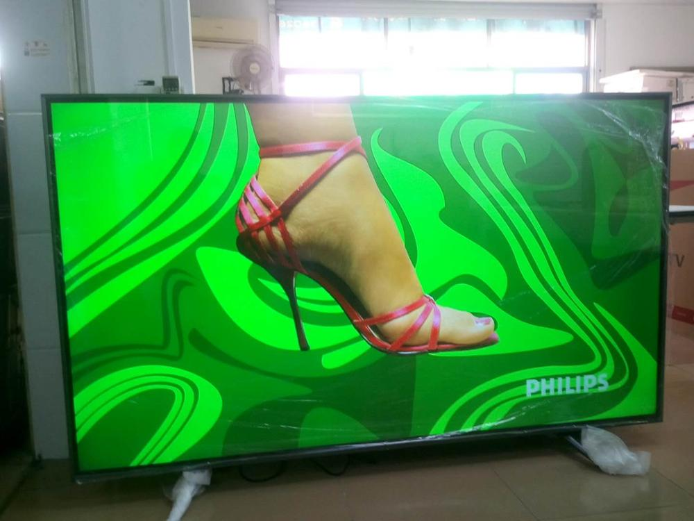 86 дюймов 98 100 дюймов Большой размер ТВ Android умный светодиодный телевизор( только в Guanzghou Китай