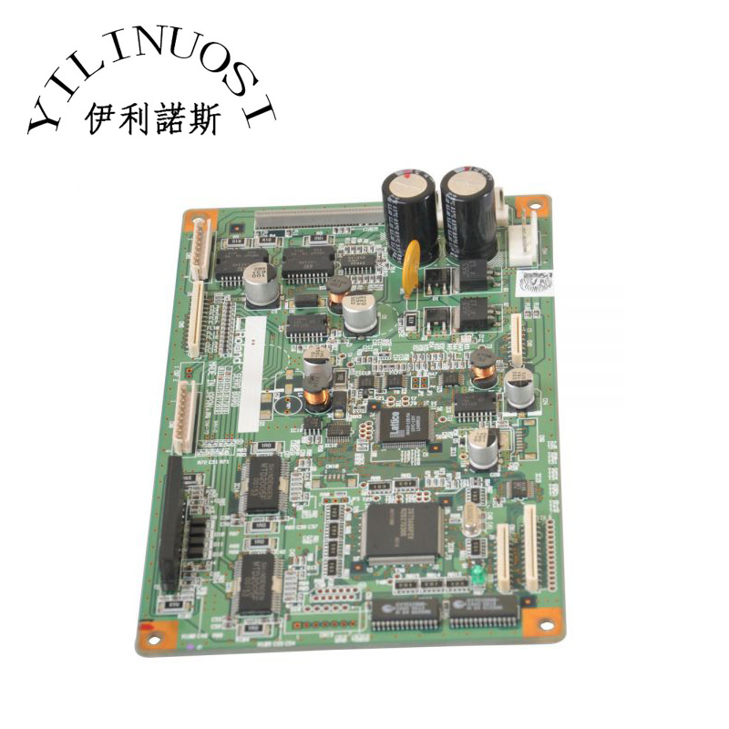 Original Roland SP-300V/SP-540V Servo Board printer spare parts free shipping big pan 50cm round pan roll machine automatic fried ice cream rolling rolled machine frying soft ice cream make