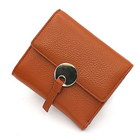 New Womens Wallets And Purses 2017 Fashion PU Leather Women Wallet Small Short Money Credit Card