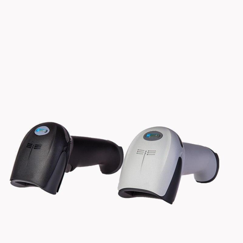 wireless barcode scanner portable laser barcode reader 1d handheld bar code scanner gun in. Black Bedroom Furniture Sets. Home Design Ideas