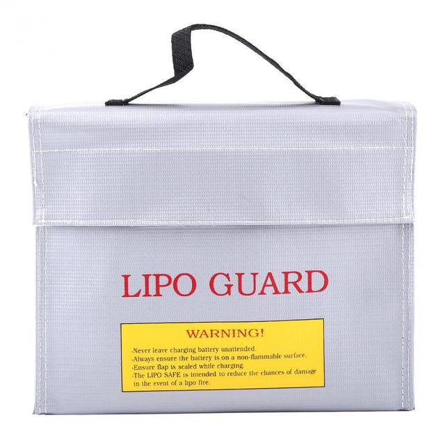 1pc Explosion Proof Lipo Guard Charging Protection Battery Safe Bag Fire Resistant Pouch