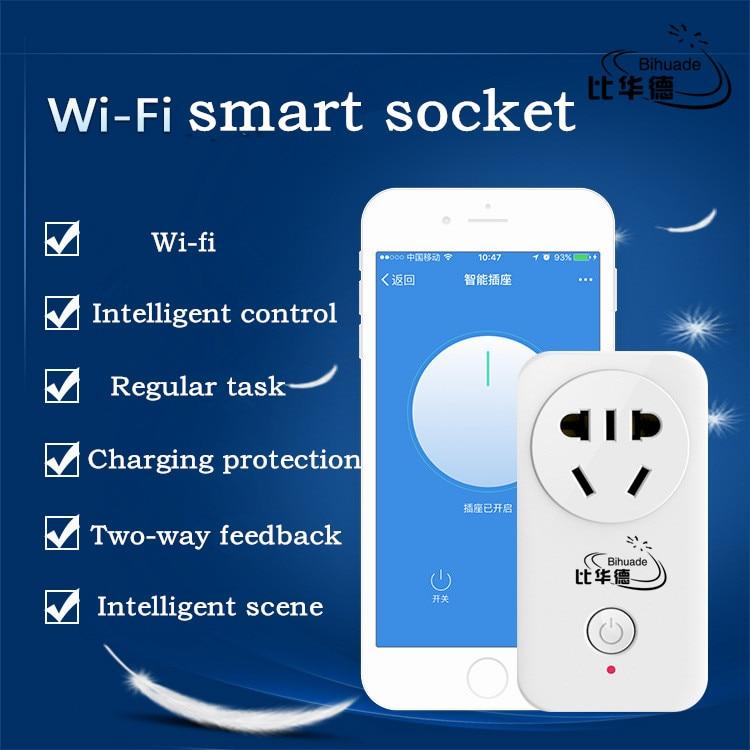 Itead Sonoff  HD20 Wifi Wireless Remote Control Socket Smart Home Power Socket E
