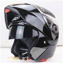 EE support  100% Quality Double Lenses Motorcycle Helmet Motos Motocross Helmet Full Face Anti-fog Safety Helmets XY01