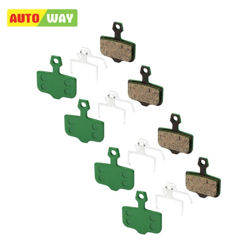 4 Pairs Bicycle Bike Disc Ceramics Brake Pads For Avid Elixir R//CR//CR-MAG//E1