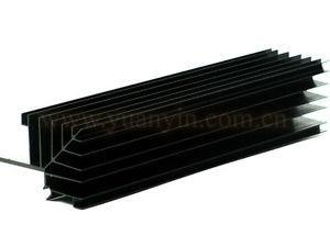 1pcs Aluminum Heatsink For Amplifier Fan Type) 300mmX93mmX63mm