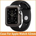 Новый Прочная Крышка Броня Для Apple Watch 2 1 Случай 42 мм 38 мм Fundas для iwatch Серии 2 Случаев Царапин Противоударный Защитная пленка