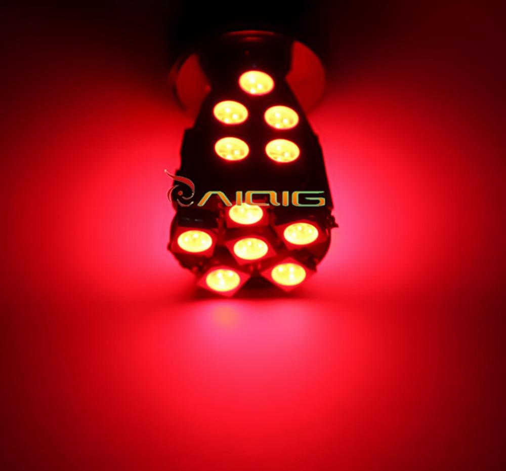 1156 21 SMD BAU15S οδήγησε λαμπτήρες - Φώτα αυτοκινήτων - Φωτογραφία 2