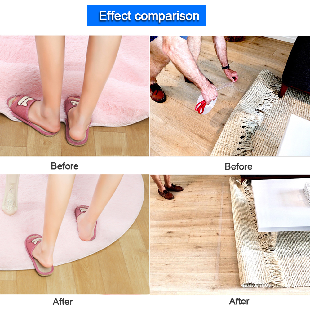 Nano Magic Tap Improvement Double Sided Tape Transparent No Trace Acrylic Reuse Waterproof Adhesive Tape Dropshipping