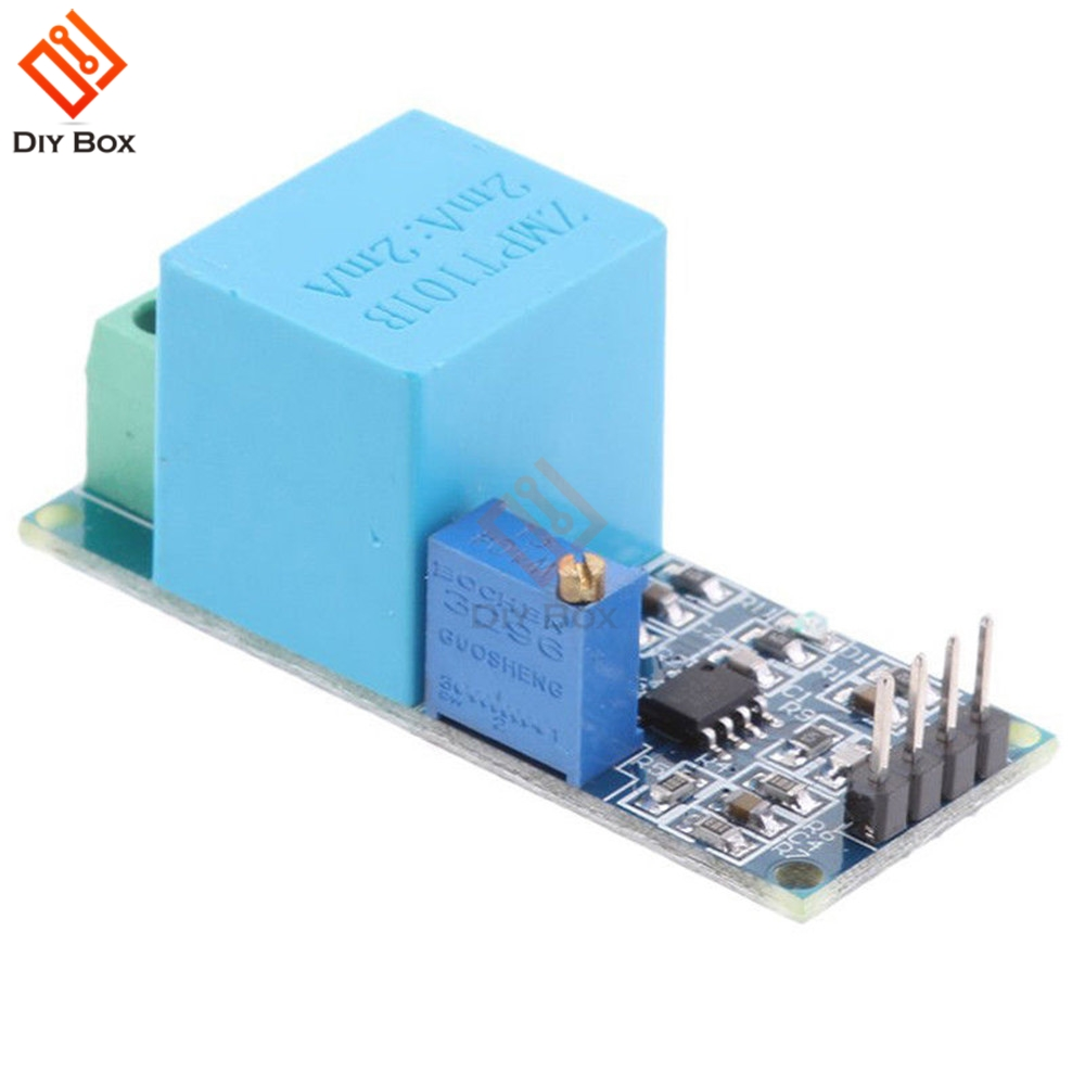 5A Range Single Phase Current Transformer Monophase AC