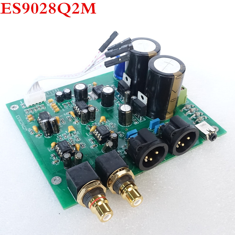 Es9038 Q2m I2s Dsd Optical Coaxial Input Decoder Usb Dac Headphone Output Hifi Audio Amplifier Board Module We Take Customers As Our Gods Back To Search Resultsconsumer Electronics